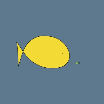Fish, copyright Marissa Pruett 2016