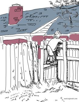 girl on fence5